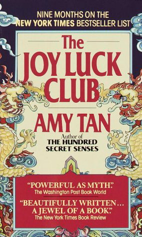 The Joy Luck Club book
