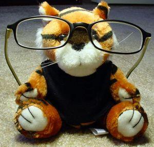 proffessor tiger
