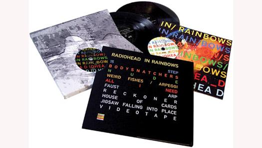 Radiohead box set
