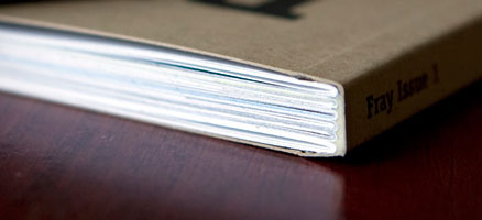 Fray issue 1 binding