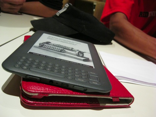 Yipeng's Kindle