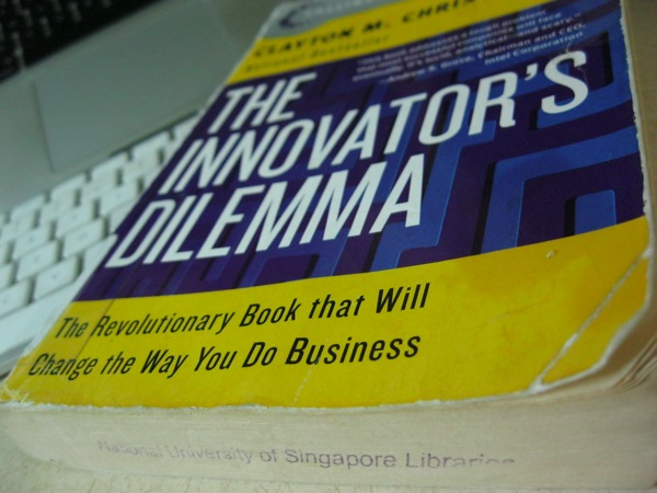 Disruption and that 99c ebook thing novelr innovators dilemma fandeluxe Image collections